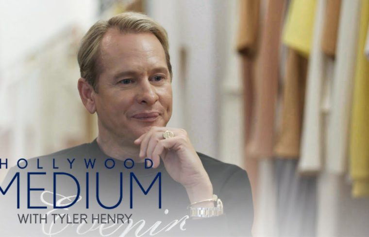 Carson Kressley Feels Closure After Tyler Henry Reading | Hollywood Medium with Tyler Henry | E! 1