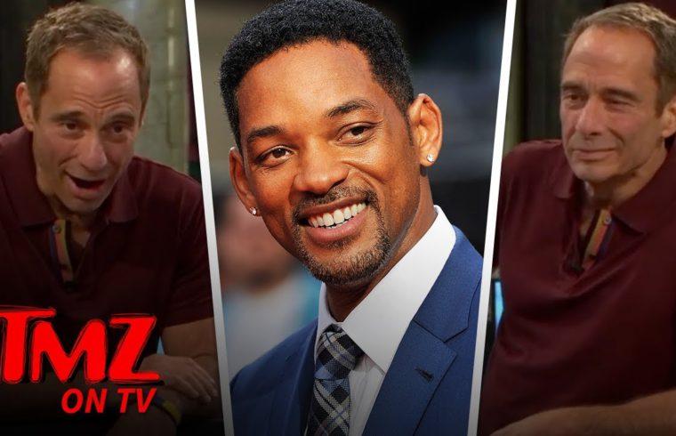 Will Smith Starting His Own TMZ? | TMZ TV 1