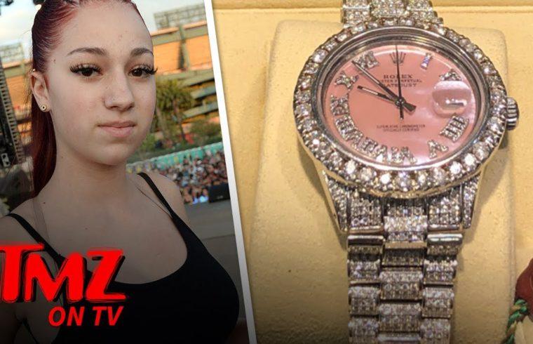 Danielle Bregoli Gifted A $42K Rolex For Her 16th Birthday | TMZ TV 1
