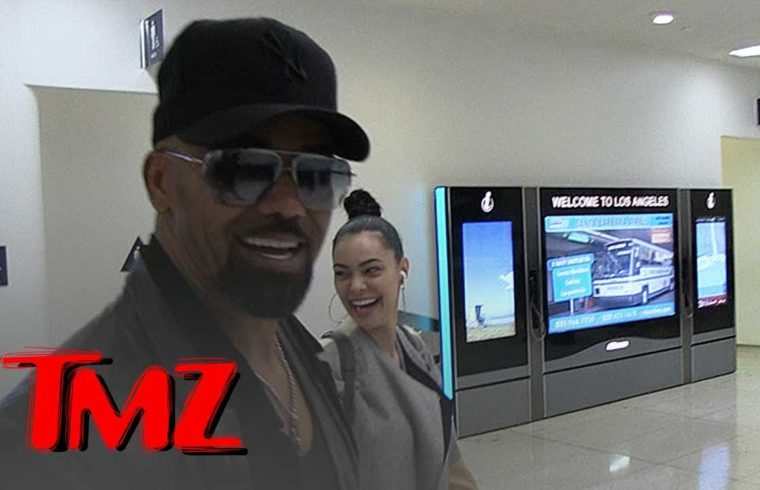 Shemar Moore Says Grammy Date Anabelle Acosta Should Squash Gay Rumors 1