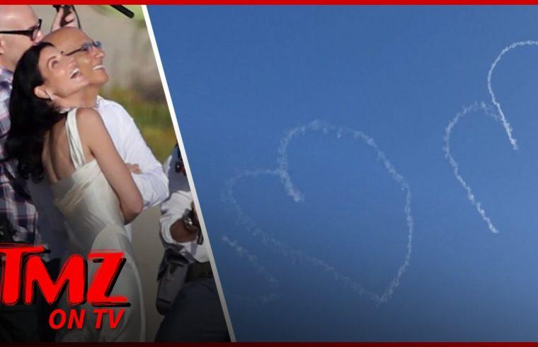 A Celeb Wedding Screw-Up! | TMZ TV 1