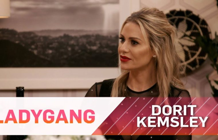"""RHOBH"" Star Dorit Kemsley Shares Tips on Holiday Gifts | LadyGang | E! 1"