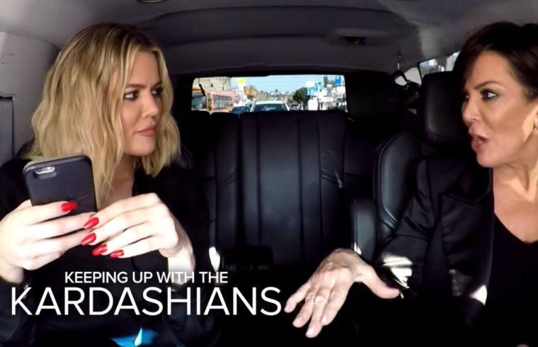 KUWTK | Kris Jenner Changing Last Name Back to Kardashian? | E! 1