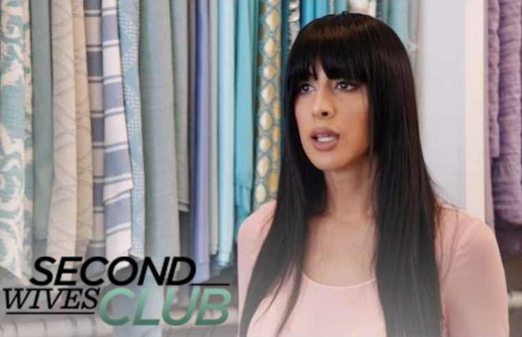 Shawna Craig Meets up With Tania Mehra | Second Wives Club | E! 1