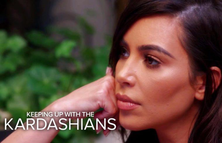 KUWTK | Kris Jenner Confronts Kim Kardashian Over Nasty Feud | E! 1