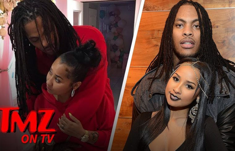 Waka Flocka And His New Wife Are Still Accepting Wedding Gifts | TMZ TV 1