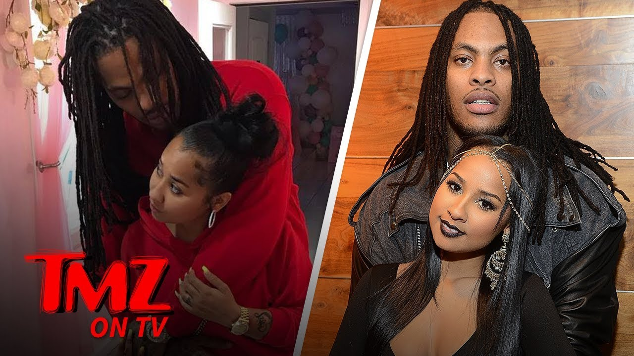 Waka Flocka And His New Wife Are Still Accepting Wedding Gifts | TMZ TV 3
