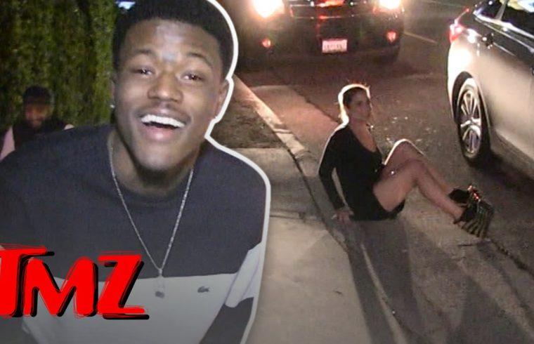 Chick Goes Down … Celeb Laughs! | TMZ 1