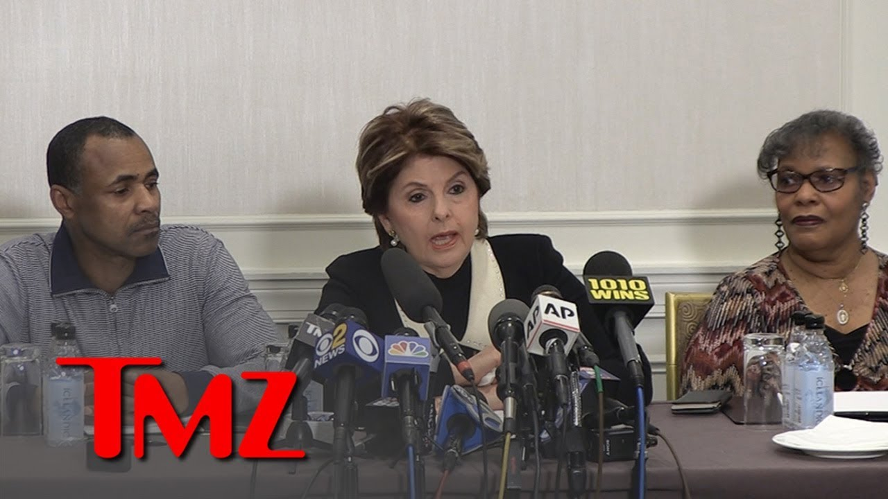 Gloria Allred Answers Questions About Third R. Kelly Sextape 3