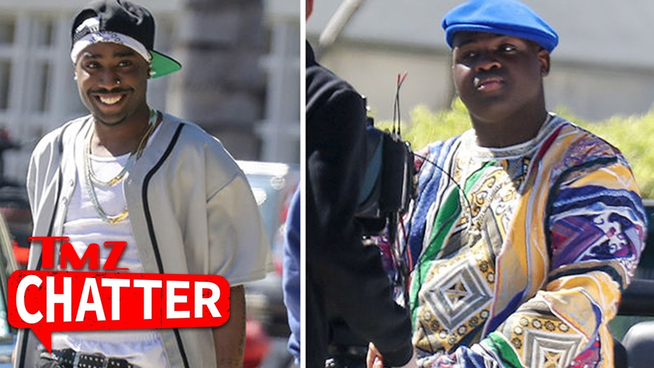 Notorious B.I.G. and Tupac Back to Work On 'Unsolved' TV Mystery | TMZ Chatter 4