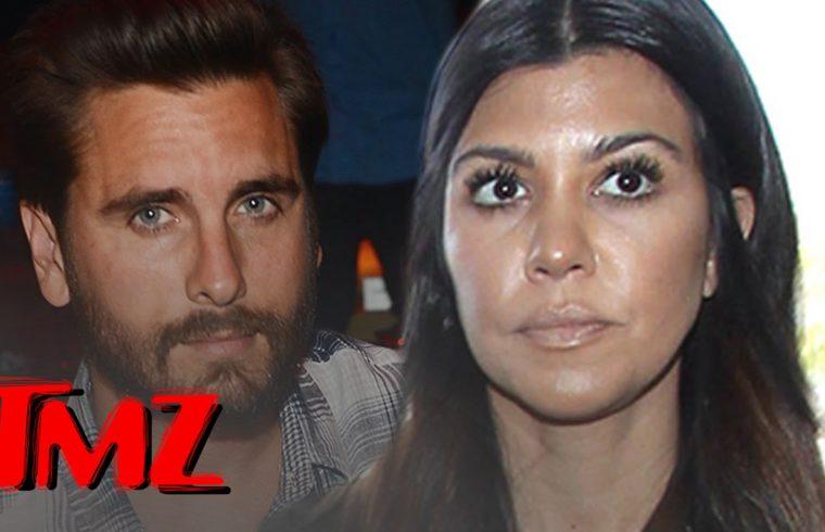 Kourtney Kardashian BREAKS UP with Scott Disick (DETAILS + PHOTOS) | TMZ 1