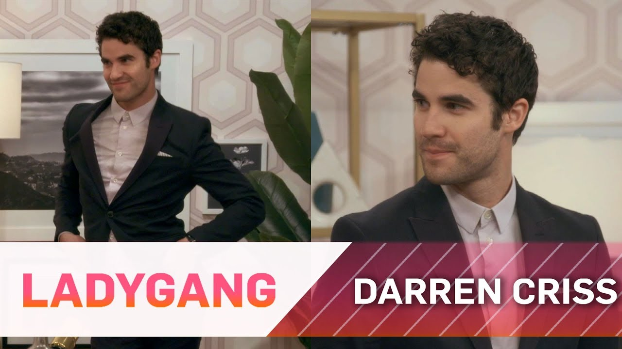 Darren Criss Gives Full Details on His Wedding | LadyGang | E! 1