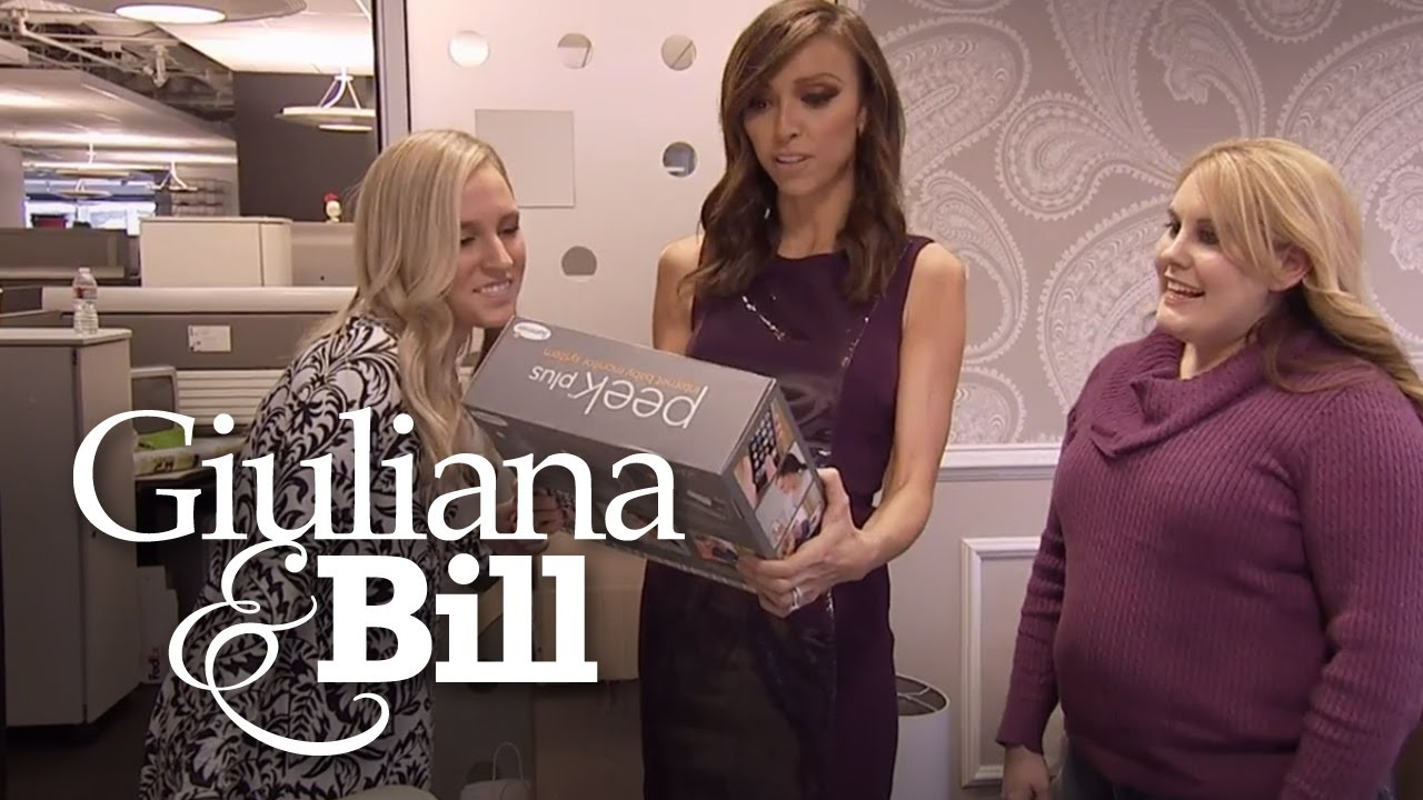 Decorating Duke's New Nursery | Giuliana & Bill | E! 4