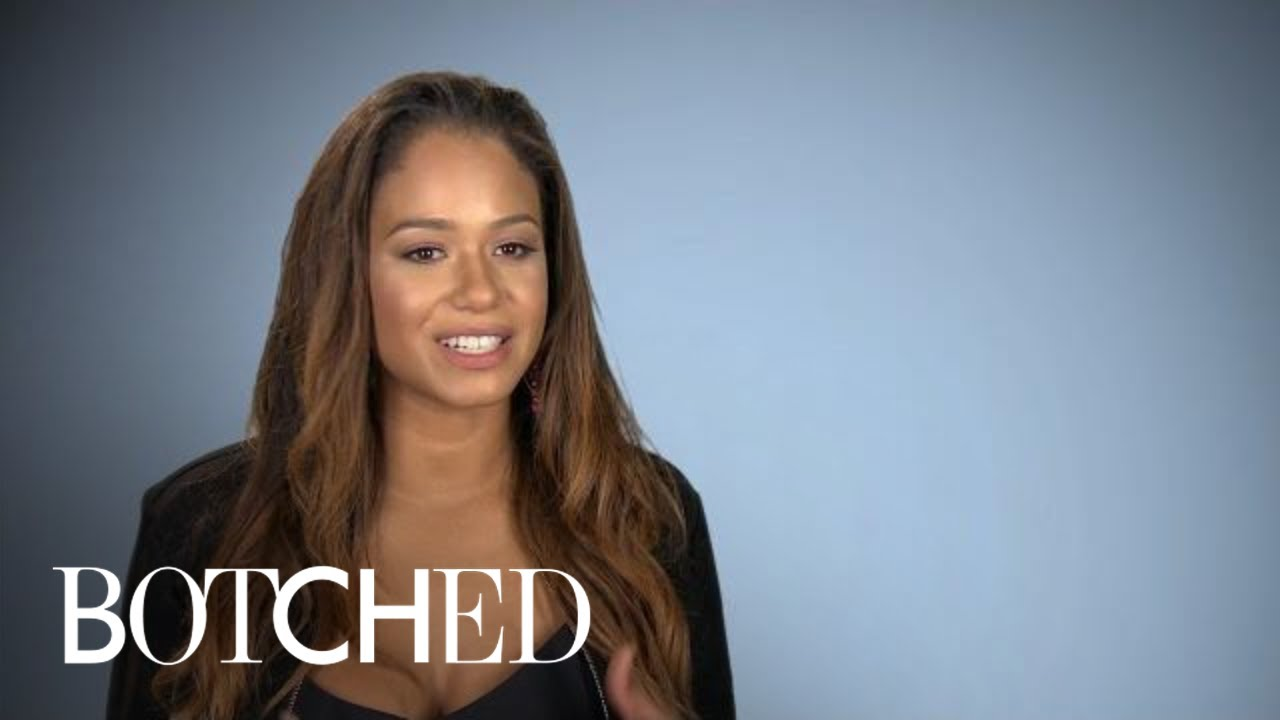 Drs. Dubrow Has Concerns About Working on Christina Milian's Sister | Botched | E! 3