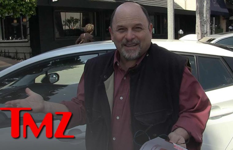 Jason Alexander Talks Krispy Kreme Owners' Nazi Family History   TMZ 1
