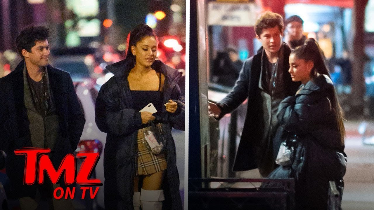 Ariana Grande's Catching Up with Another Ex   TMZ TV 5