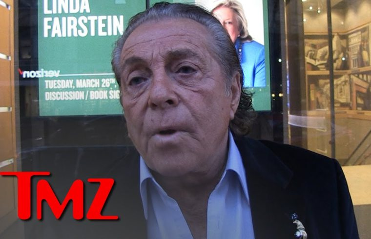 'Godfather' Actor Says Italian Mob Would Never Kill Boss In Front of Home | TMZ 1