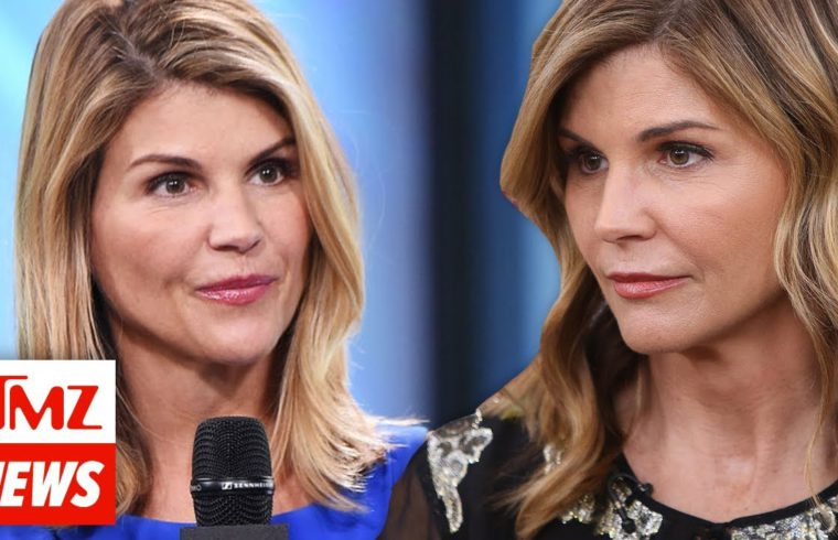 Lori Loughlin Dropped by 'Fuller House' and Hallmark | TMZ NEWSROOM TODAY 1