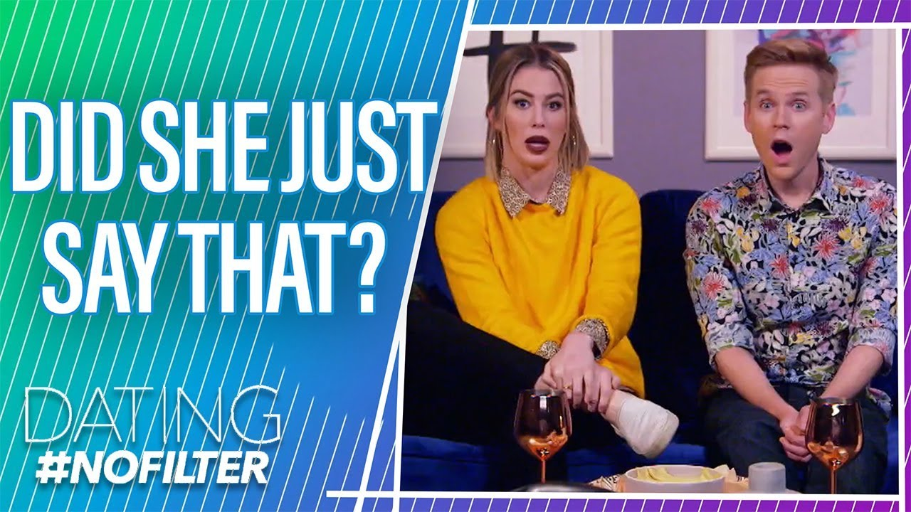 Never Talk About This On A Date | Dating #NoFilter | E! 1