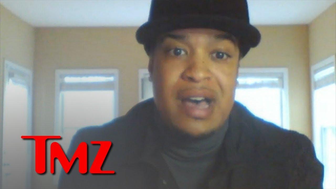 Kanye West Fights The Paparazzi?!   TMZ 1