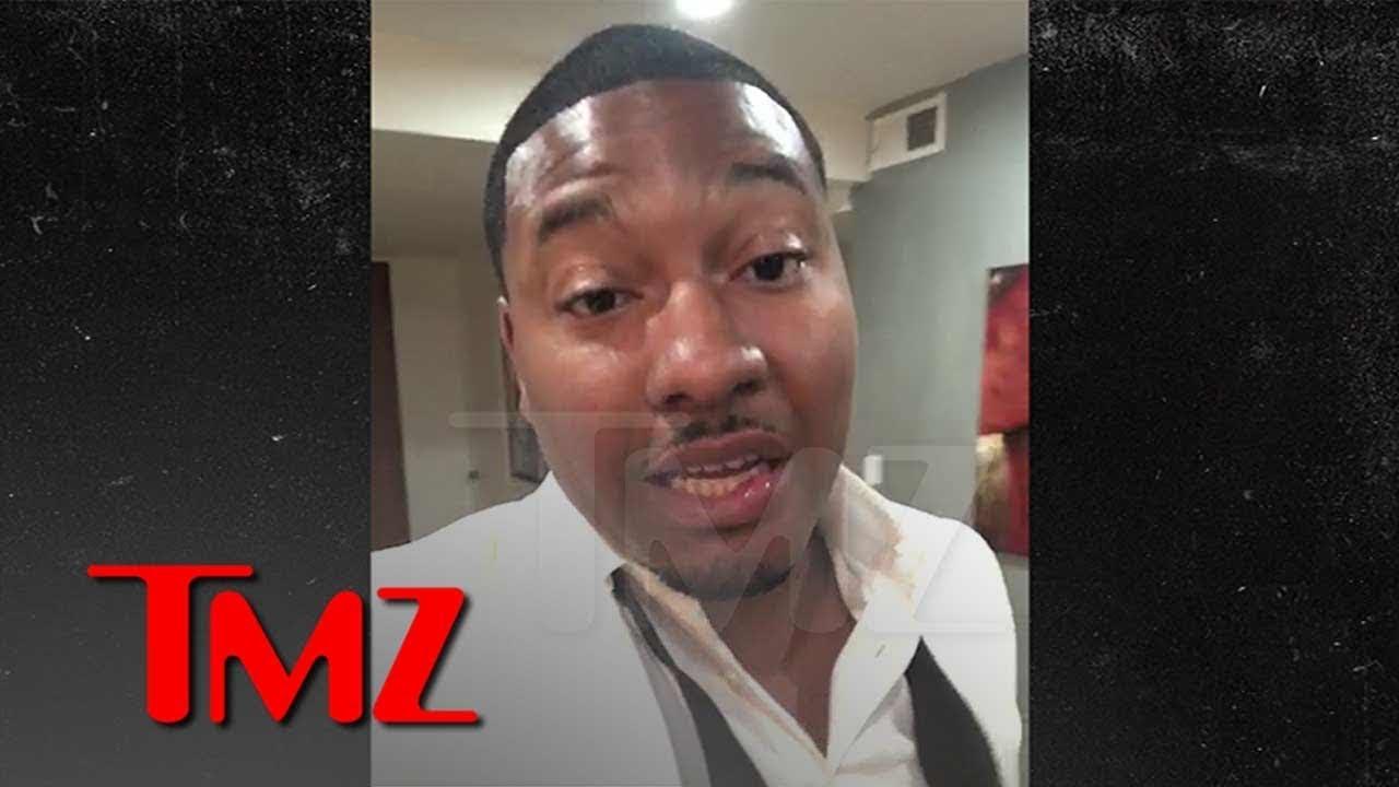 Kanye West Fights The Paparazzi?!   TMZ 2