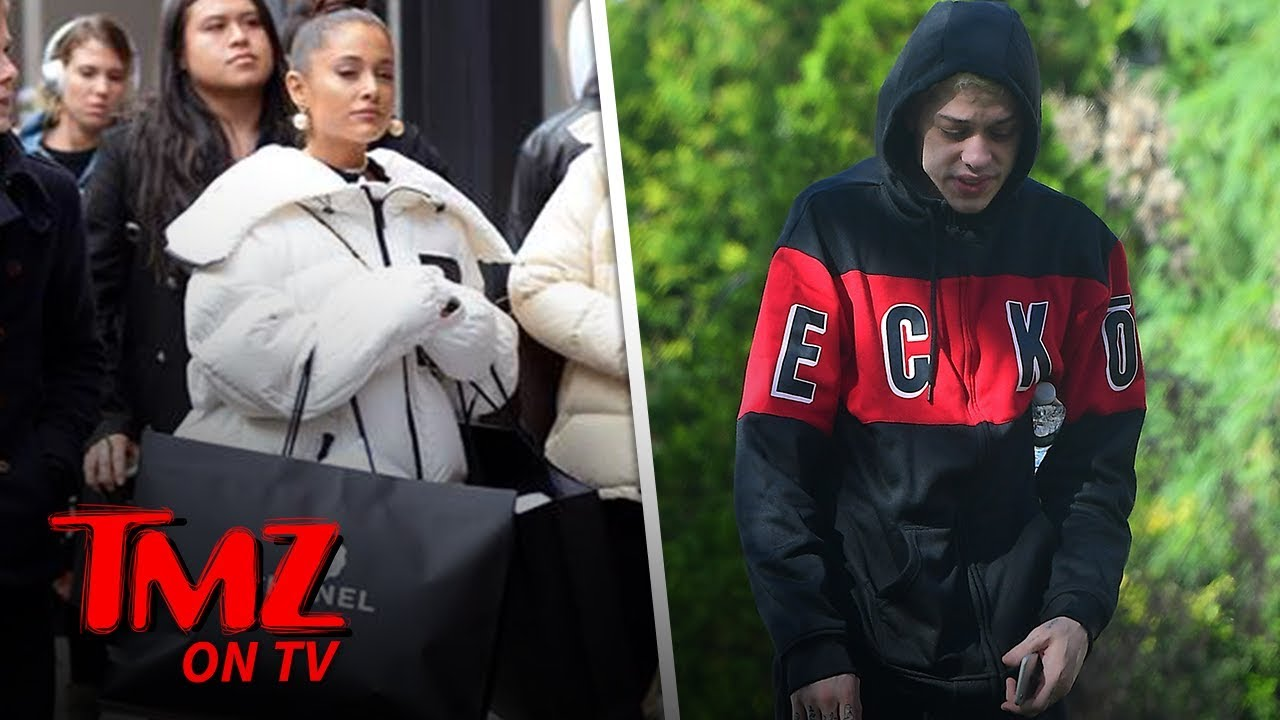 Ariana Grande DGAF After Breakup | TMZ TV 4
