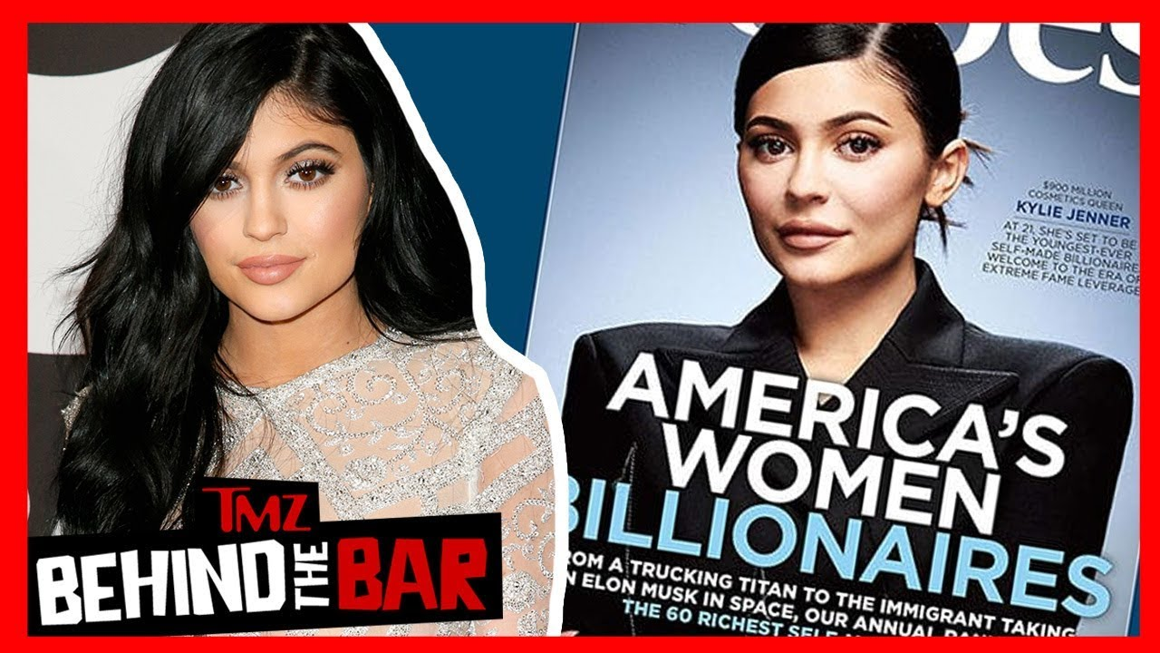 Is Kylie Jenner A Self Made Billionaire?   Behind the Bar 5