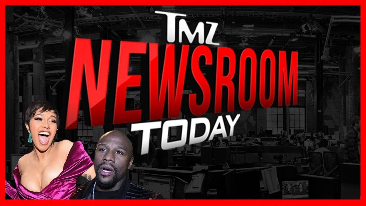 Cardi B's New Music Takes Aim at Nicki Minaj   TMZ Newsroom Today 4