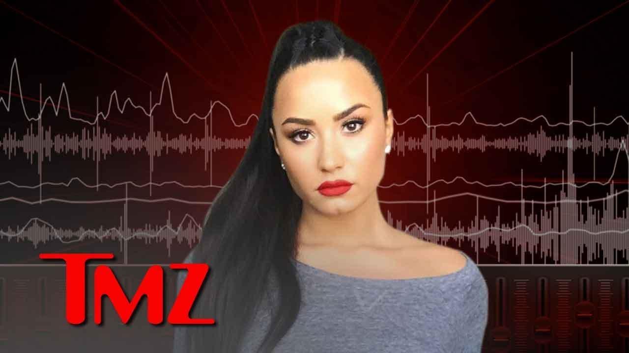 Demi Lovato Overdose 911 Call | TMZ 4