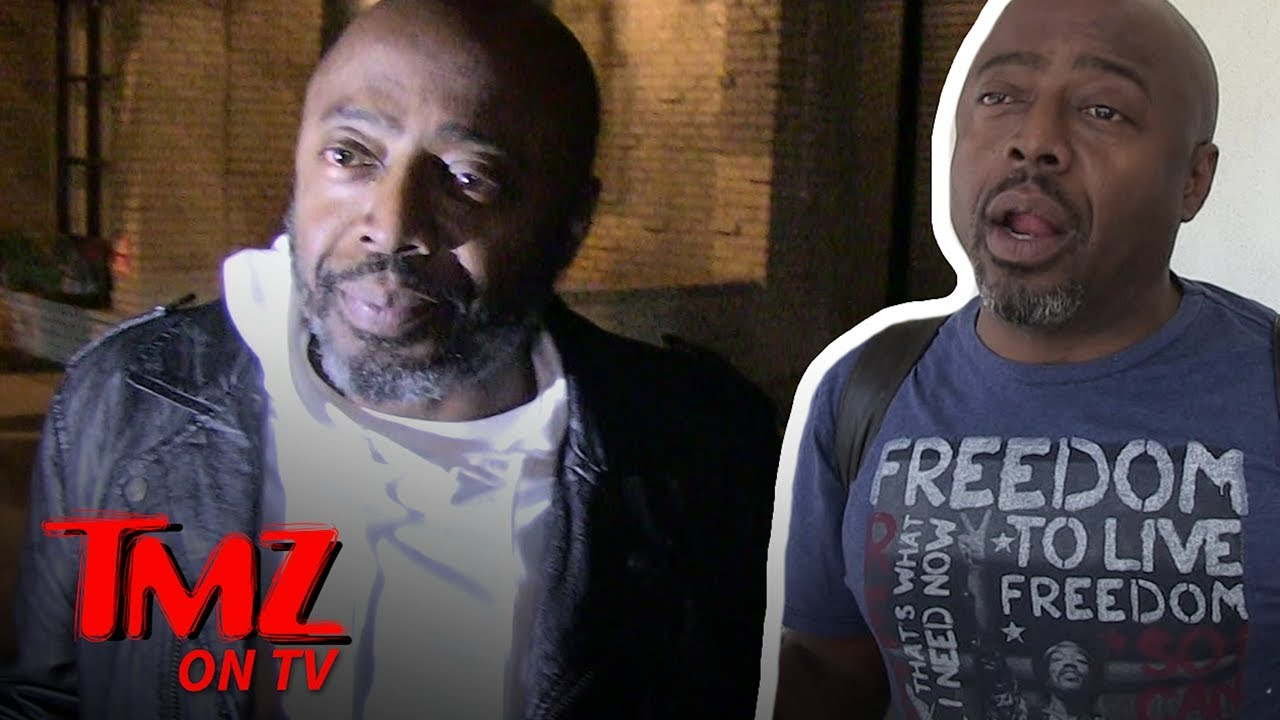 Donnell Rawlings Dismisses The #Metoo Movement | TMZ TV 5