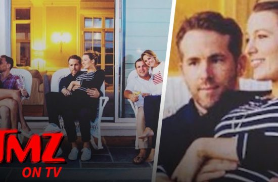 Ryan Reynolds Looks Miserable Hanging Out With Taylor Swift | TMZ TV 5