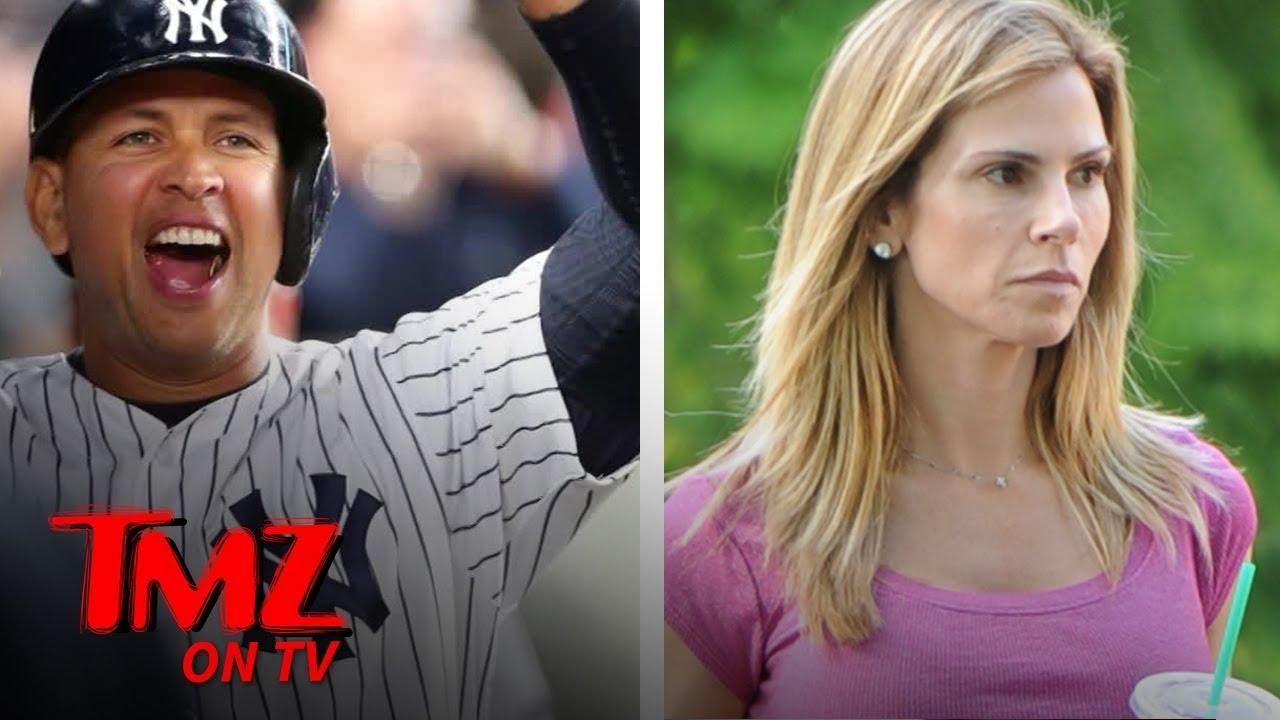 A-Rod In Spousal War With Ex! | TMZ TV 5