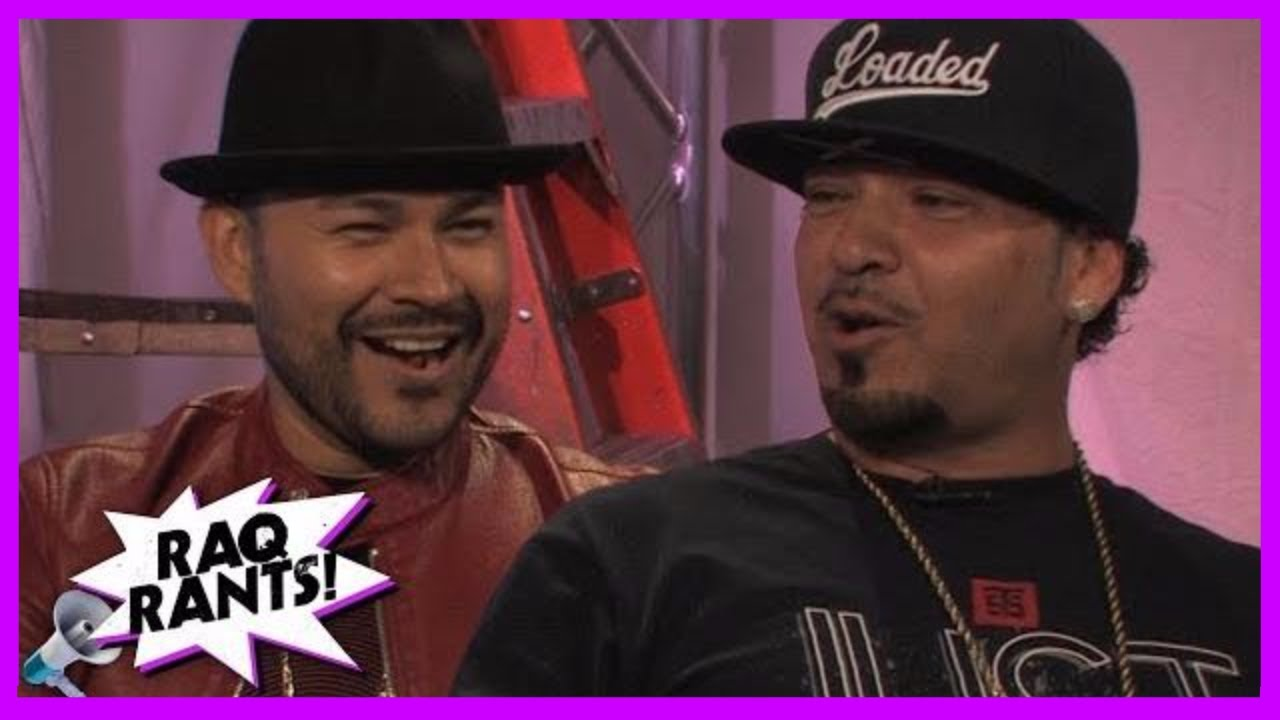 Frankie J & Baby Bash Talk Challenges They Face As Mexican-American Artist & New Album 'Sangria' 3