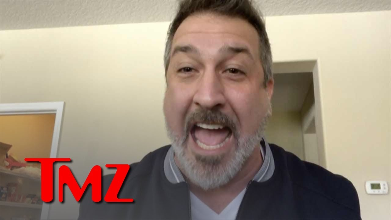 Joey Fatone Says 'Masked Singer' Finale Shocked Him Too, Totally in Dark | TMZ 5