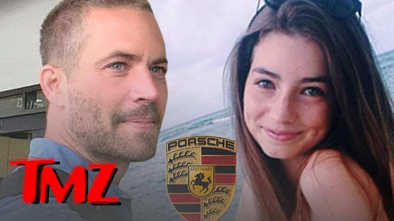 Paul Walker's Daughter Sues Porsche, He was Burned Alive in Faulty Car | TMZ 5