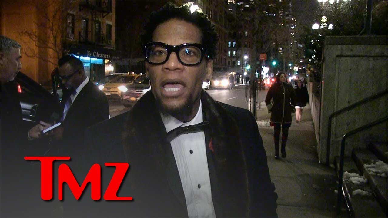 D.L. Hughley Says Society Gave Michael Jackson a Pass Because of His Talent   TMZ 3