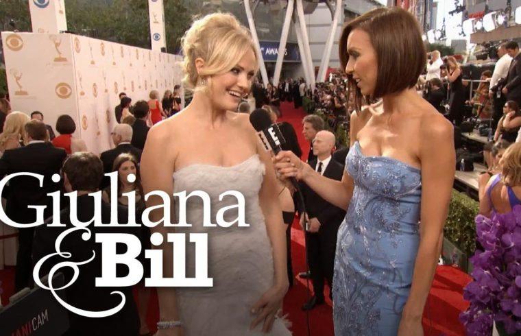 See Giuliana Hit the Emmys Red Carpet! | Giuliana & Bill | E! 1