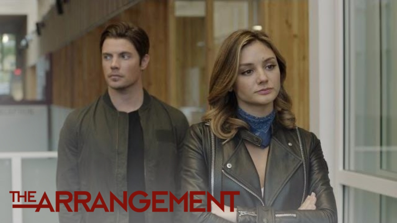 Megan Morrison Shocked Over Kyle's Movie PR Plan | The Arrangement | E! 4