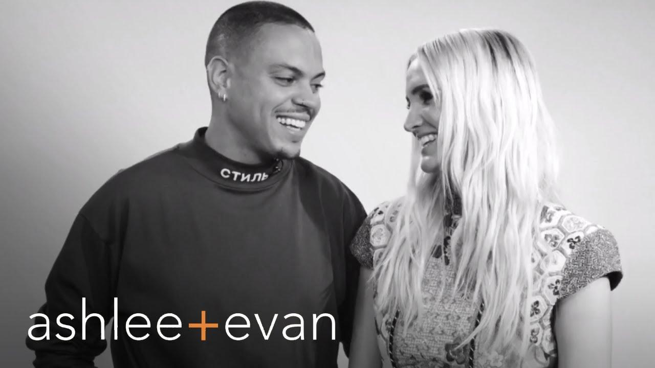 Ashlee Simpson-Ross & Evan Ross Answer Rapid-Fire Questions   Ashlee+Evan   E! 4
