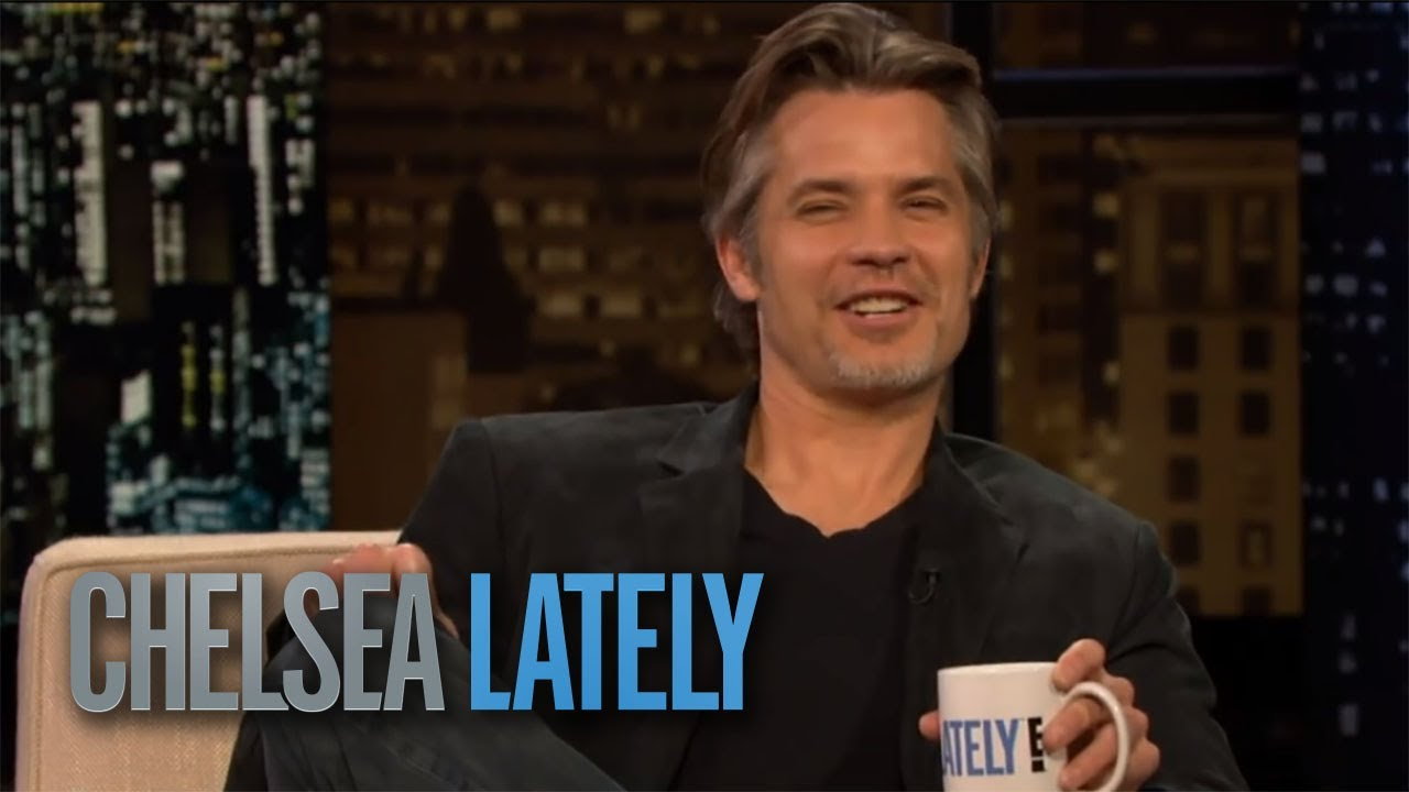 Chelsea and Timothy Olyphant Duke It Out | Chelsea Lately 5