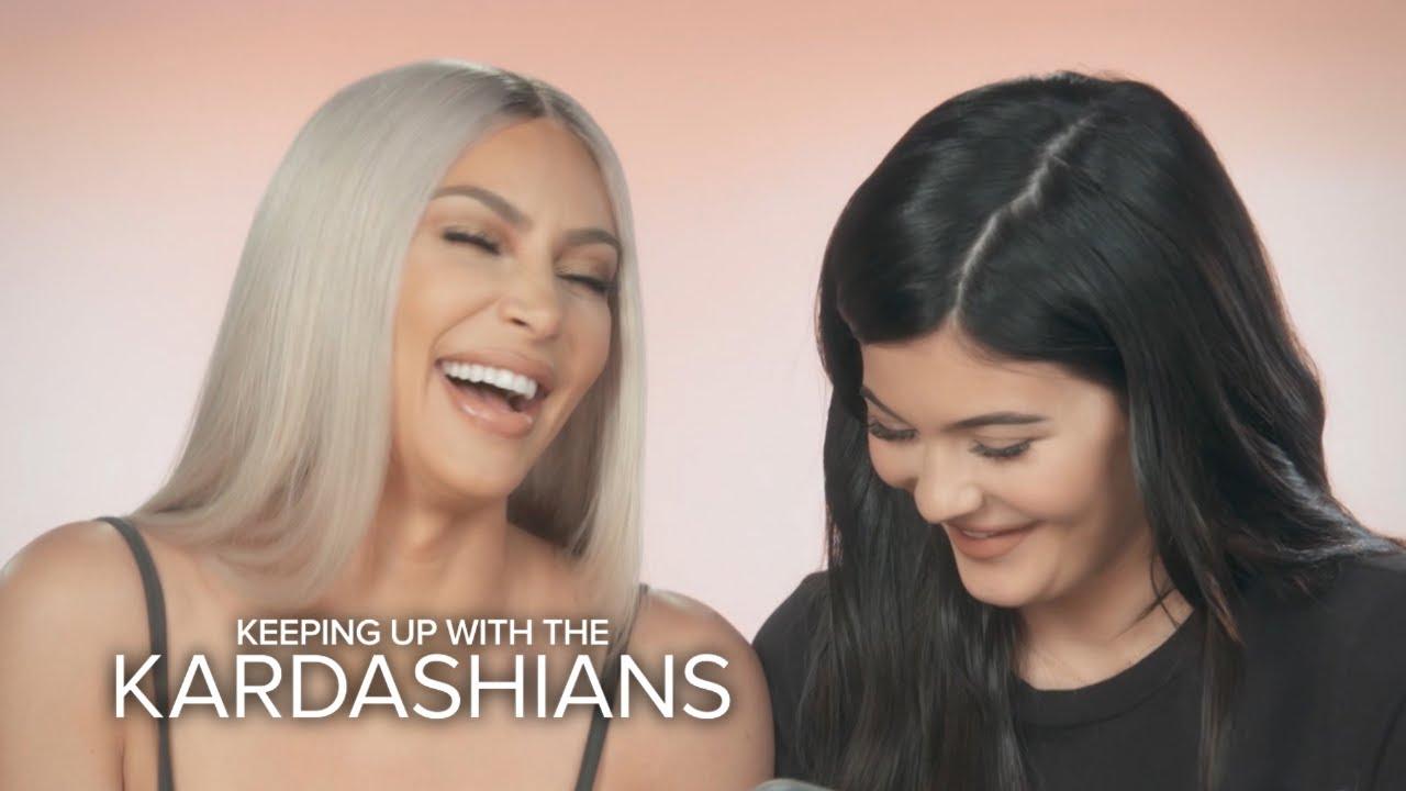 KUWTK | Kim Kardashian & Kylie Tell Kris Jenner Who's Poisoning Her | E! 4