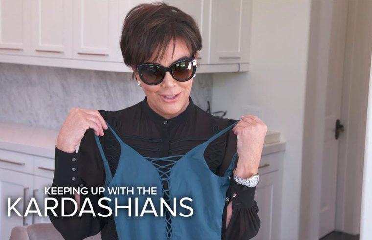 KUWTK | Kris Jenner & Khloe Kardashian Reminisce About Cleveland | E! 1