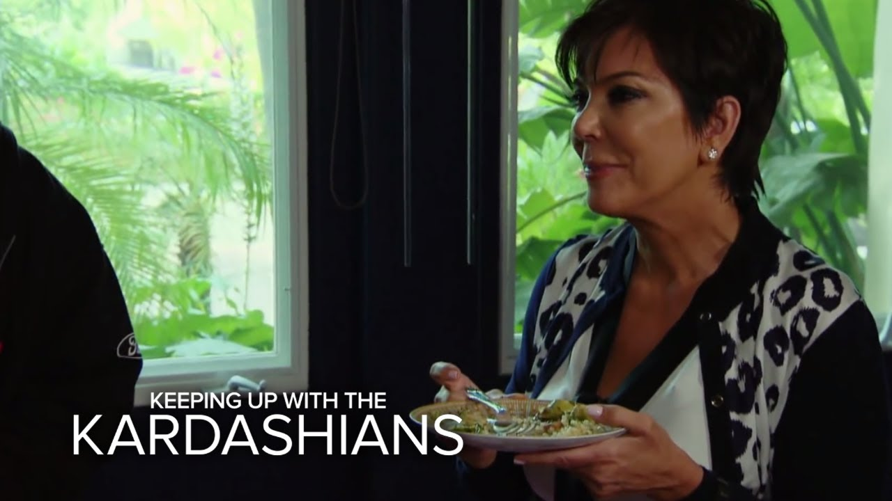 KUWTK | Kris Jenner's House Guests Multiply | E! 3