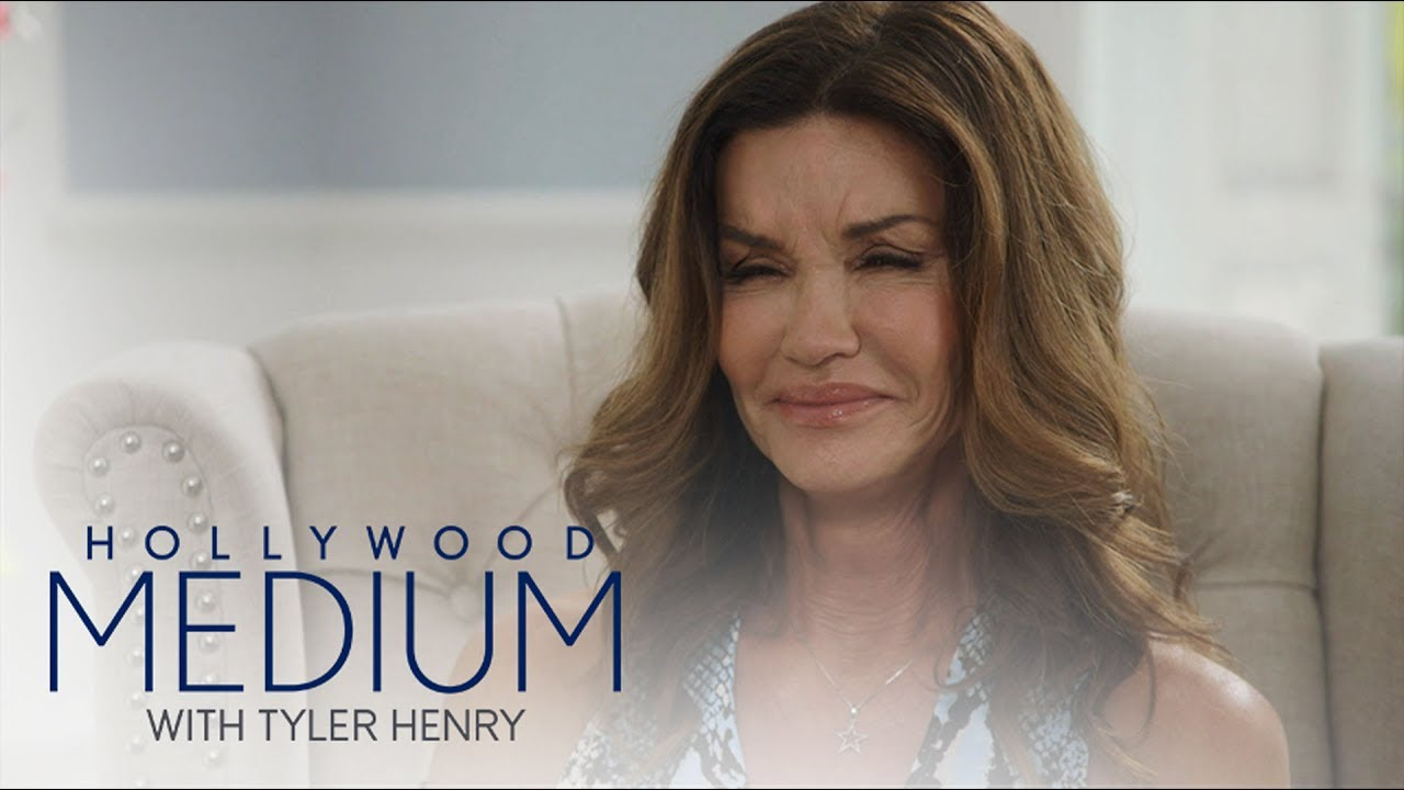 Janice Dickinson Blown Away by Tyler Henry | Hollywood Medium with Tyler Henry | E! 4
