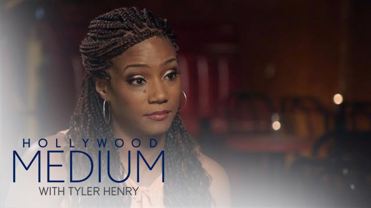 Tyler Henry Has News About Tiffany Haddish's Father | Hollywood Medium with Tyler Henry | E! 4