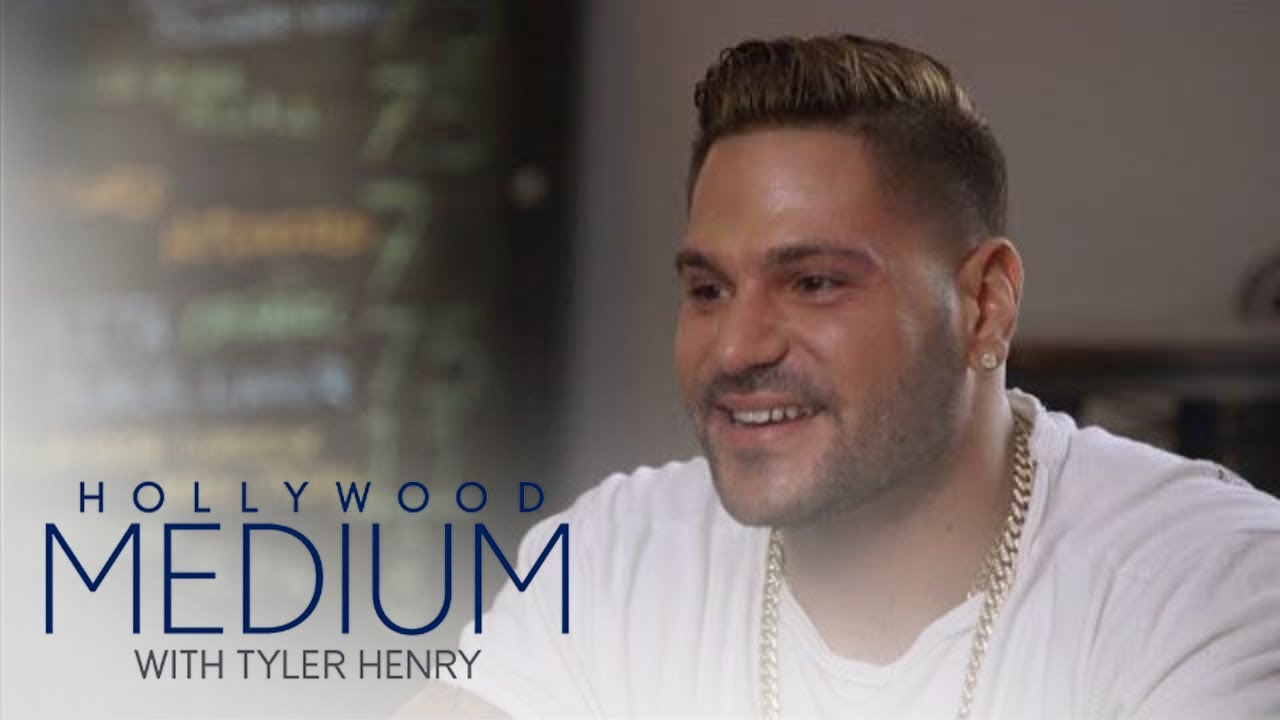 Does Tabatha Coffey Have a Psychic Gift? | Hollywood Medium with Tyler Henry | E! 1