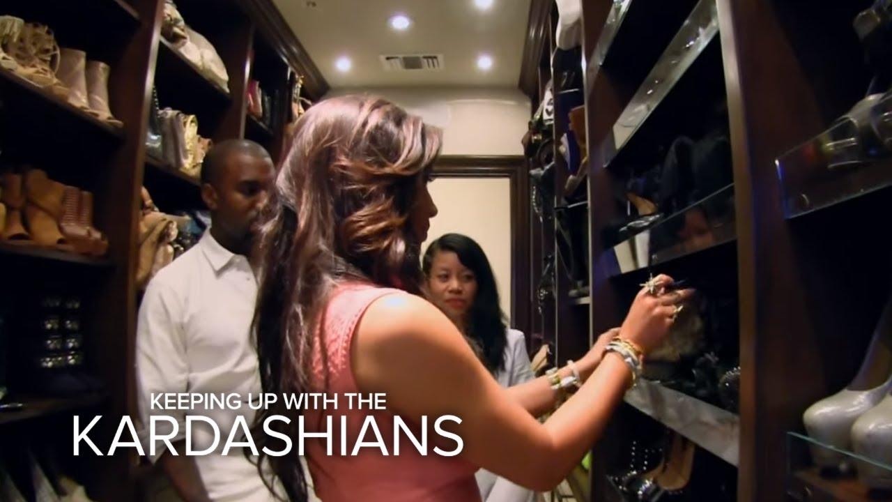 KUWTK   Kendall Jenner & Khloe Kardashian Consider Getting a Gun   E! 2