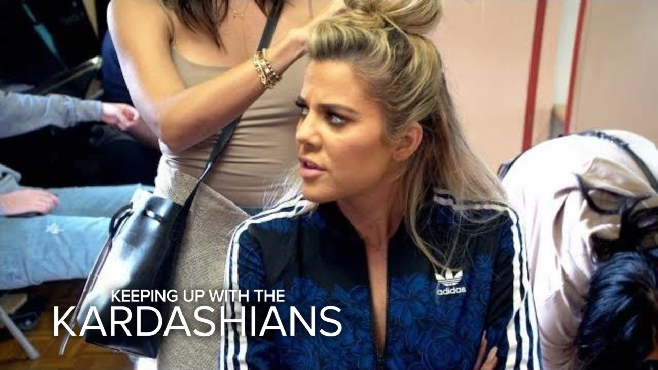 KUWTK | Kendall Jenner Thinks Kylie Looks Like a Bratz Doll | E! 4