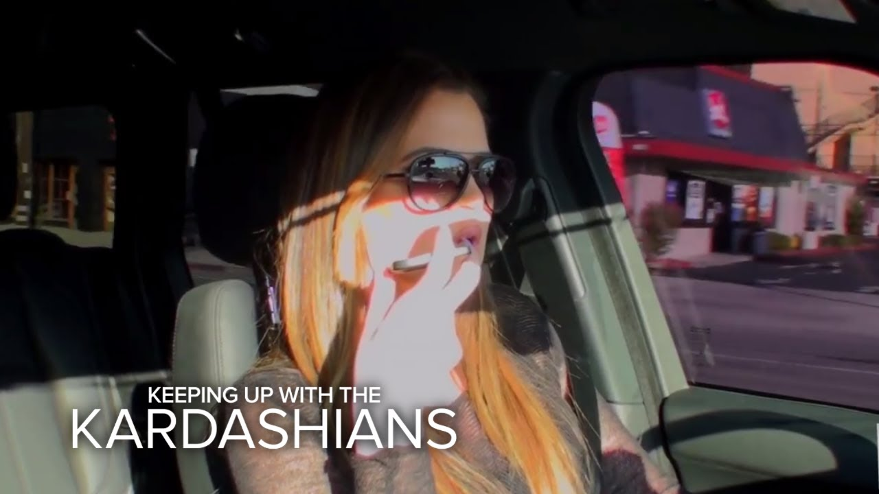 KUWTK | Kim Kardashian's Baby Arrives Early! | E! 4