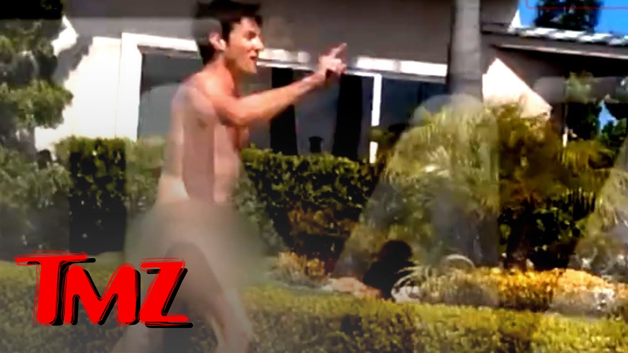 New Jason Russell Video -- UP-CLOSE Naked Meltdown -- Kony 2012 | TMZ 5